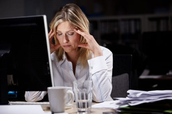 , Why are Working Moms Crying Once a Week?